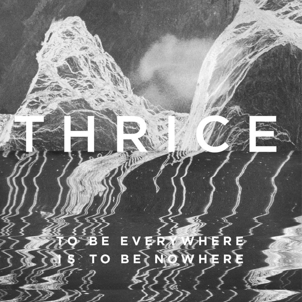 Welcome Back! Thrice Returns With An Incredible New Album