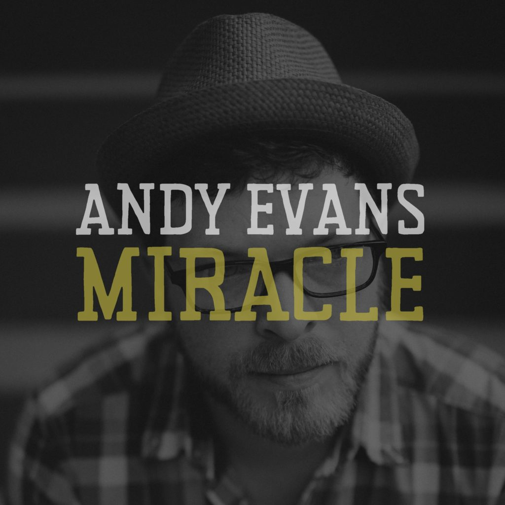 Introducing Andy Evans